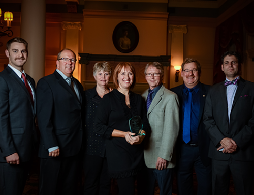 2014 Corporate Responsibility Award