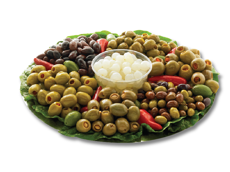 Gourmet Olives & Pickles