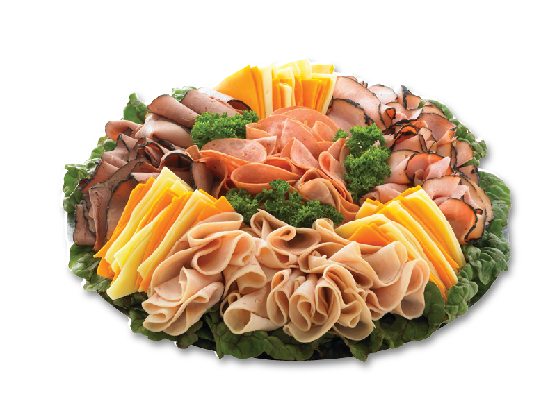 Select Meats and Cheeses
