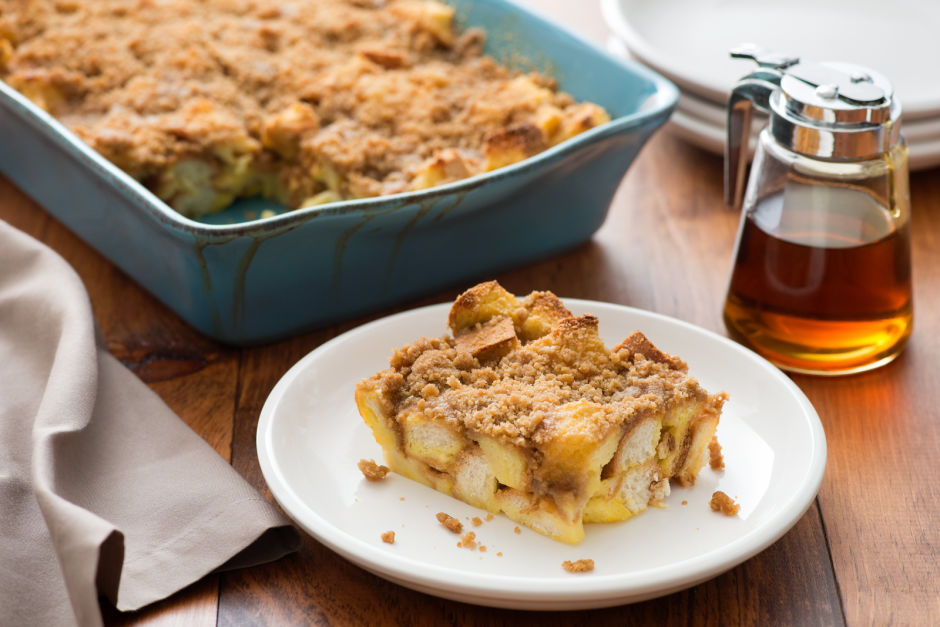 Rachael Ray's French Toast Casserole