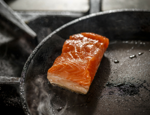 How to: Cook Salmon