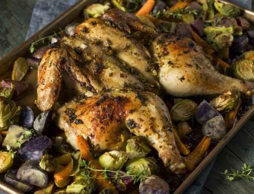 How-to: Butterfly a Whole Chicken