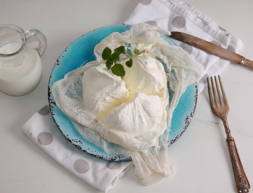 Make Your Own Labneh