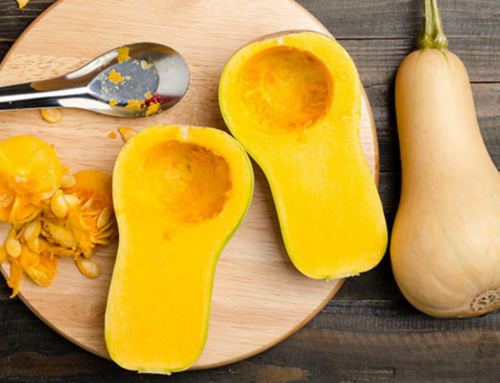 How-to: Prepare Butternut Squash