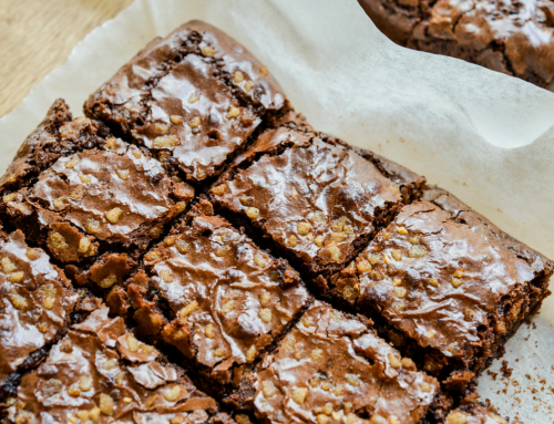 Gluten/Refined Sugar-Free Avocado Brownies