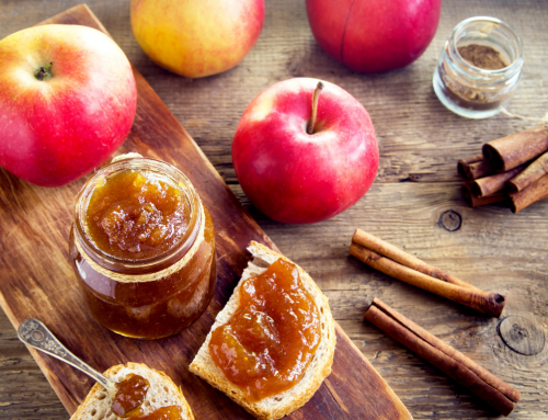 Easy Unsweetened Crock-pot Apple Butter